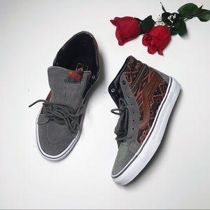 ac55137845 Vans Shoes - Sk8 Hi Vans Reissue Italian Tribal Aztec Print
